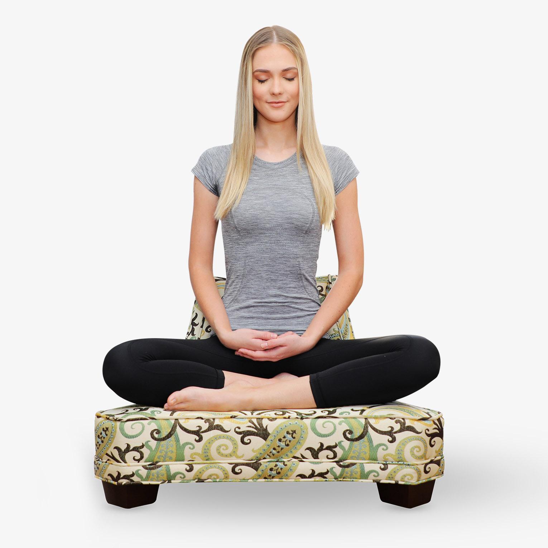 Samurai Meditation Chair